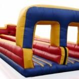 Bouncy-Assault-Course