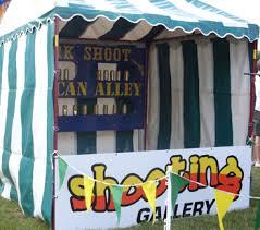 Funfair-Stalls